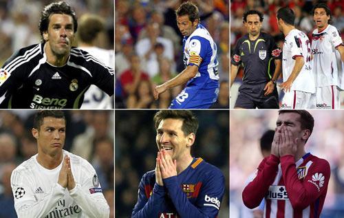 Barca - Atletico - Real đua tranh: Vòng quay 9 năm - 1