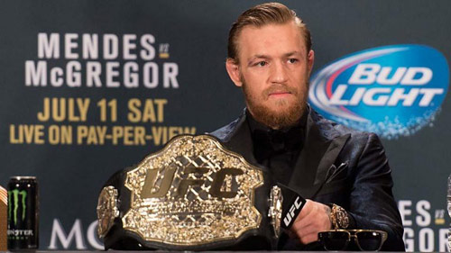 Tin thể thao HOT 7/5: McGregor đấu với Mayweather - 1