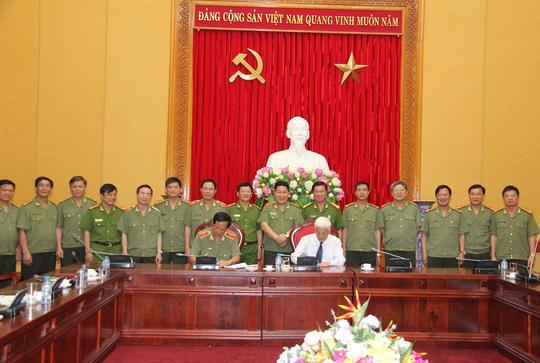 Bộ Công an mua trường Đại học Hà Hoa Tiên ở Hà Nam - 1