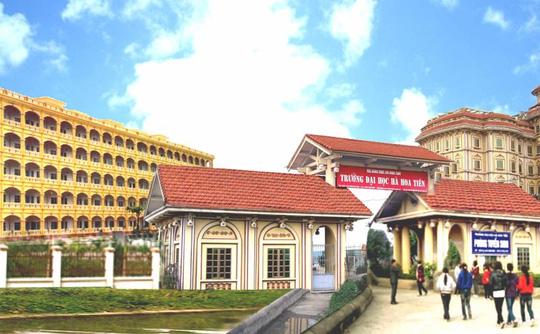 Bộ Công an mua trường Đại học Hà Hoa Tiên ở Hà Nam - 2