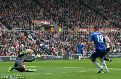 """Chi tiết Sunderland - Chelsea: """"Trái đắng"""" cho đội khách (KT) - 3"""