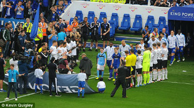 Chi tiết Leicester City - Everton: Niềm an ủi nhỏ nhoi (KT) - 3