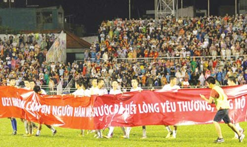 Bầu Đức, HA.GL với bóng đá Việt - 1