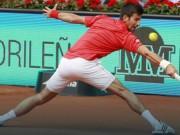 Thể thao - Djokovic – Raonic: Chỉ cần 2 break (TK Madrid Open)