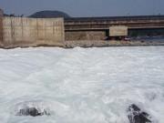 Tin tức trong ngày - Hà Tĩnh phát hiện dải nước lạ dài khoảng 10 km