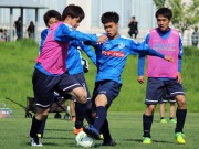 Bóng đá - Công Phượng được ra sân phút 87, Mito Hollyhock cầm hòa