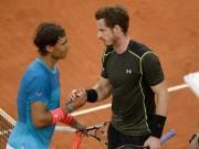 Thể thao - Nadal - Murray: Cay đắng rời cuộc chơi (BK Madrid Open)
