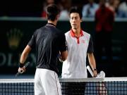 Thể thao - Chi tiết Djokovic – Nishikori: Vua vẫn là vua (KT)