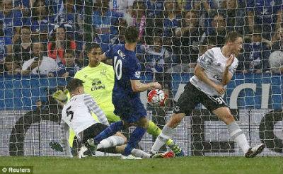 Chi tiết Leicester City - Everton: Niềm an ủi nhỏ nhoi (KT) - 5