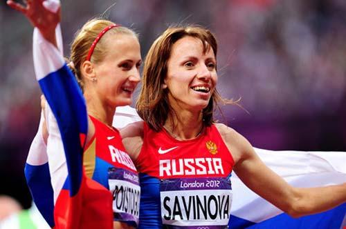 Điền kinh Nga lại dính scandal, khó góp mặt tại Olympic - 1