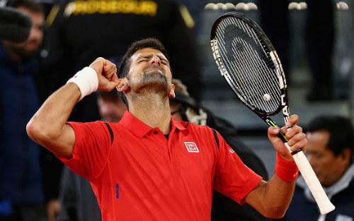 Djokovic - Nishikori: Quyền lực tối thượng (BK Madrid Open) - 1