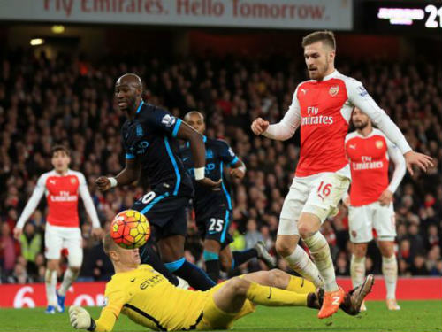 "Man City - Arsenal: Man ""xanh"" run rẩy - 2"