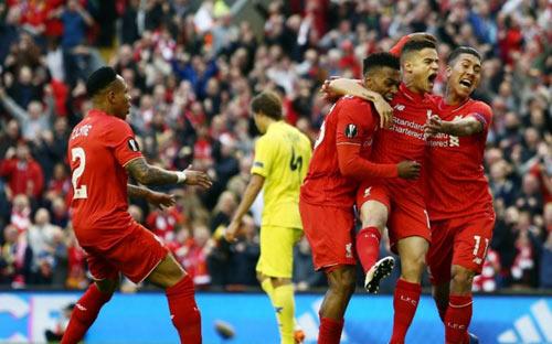 Liverpool – Watford: Cảm hứng Europa League - 1