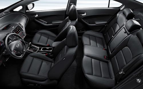 KIA Cerato 2016 ra mắt 3 phiên bản, giá từ 615 triệu - 5
