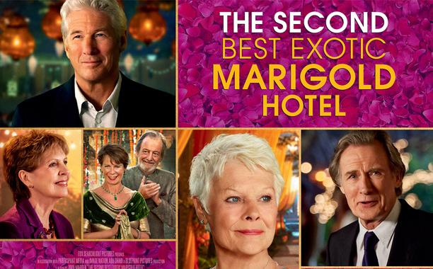 Trailer phim: The Best Exotic Marigold Hotel - 1