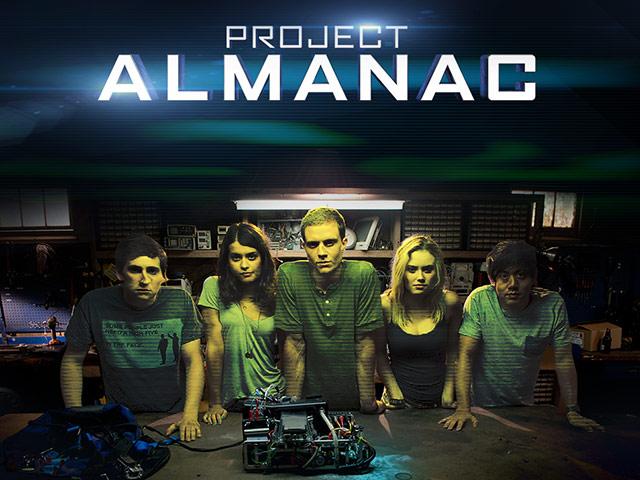 Trailer phim: Project Almanac - 1