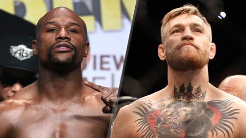 """Bố Mayweather khẳng định con trai đấu """"Gã điên UFC""""? - 1"""