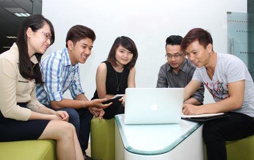 Chênh vênh thương mại điện tử Việt - 1