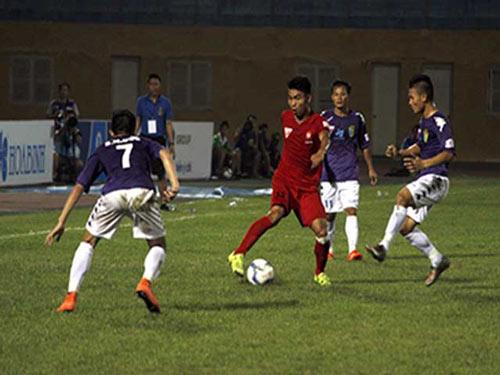 """HLV Hà Nội T&T """"choáng"""" với fan bóng đá Hải Phòng - 1"""