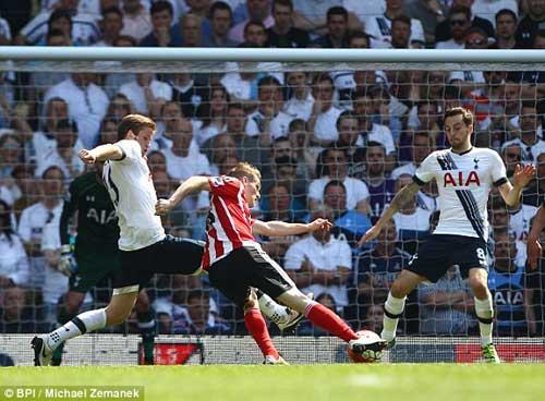 Tottenham – Southampton: Trả giá vì hàng thủ - 1