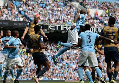 Chi tiết Man City - Arsenal: Vận đen đeo bám (KT) - 4