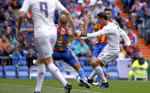 Video Real Madrid vs Valencia - 1