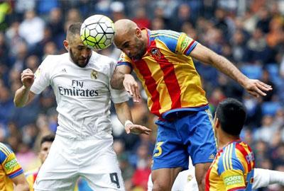 Chi tiết Real Madrid - Valencia: Hy vọng vụt tắt (KT) - 7