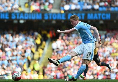 Chi tiết Man City - Arsenal: Vận đen đeo bám (KT) - 6