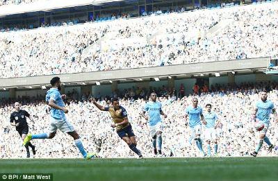 Chi tiết Man City - Arsenal: Vận đen đeo bám (KT) - 8