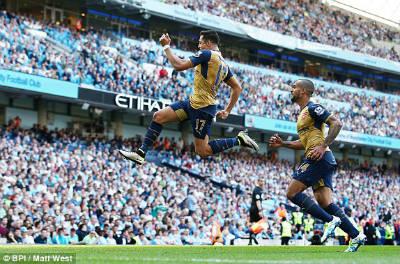 Chi tiết Man City - Arsenal: Vận đen đeo bám (KT) - 9