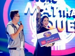 Ca nhạc - MTV - Hòa Minzy thắng 100 triệu sau khi bị chê thiếu sâu sắc