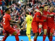 Bóng đá - Liverpool – Watford: Cảm hứng Europa League