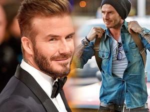 David Beckham được chọn là người đàn ông mặc đẹp nhất