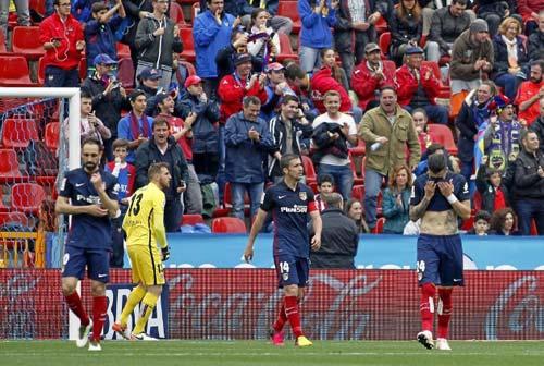 Levante - Atletico: Những đôi chân mệt mỏi - 1