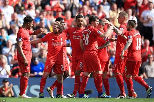 Liverpool - Watford: Tiếp đà hưng phấn - 1
