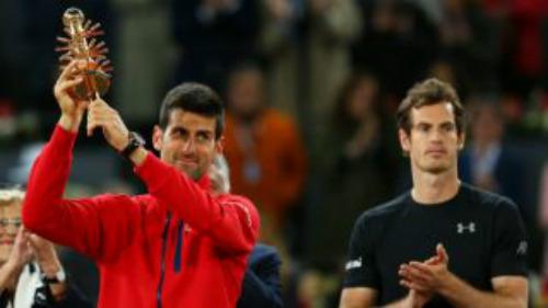 """Hạ Murray, Djokovic độc chiếm ngôi """"Vua Masters"""" - 2"""