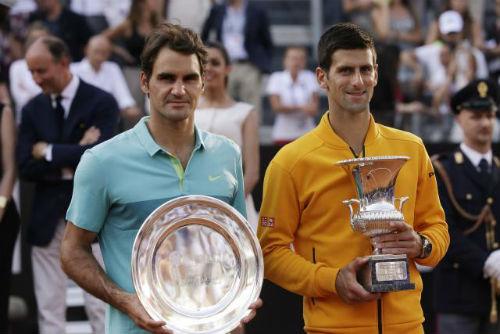 Tennis 24/7: Nhiều kỉ lục vẫy gọi Nole ở Rome Masters - 1