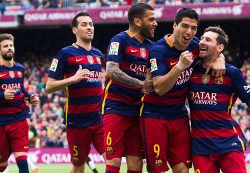 Barca thắng 5 sao, Enrique tự tin giành chức vô địch - 1
