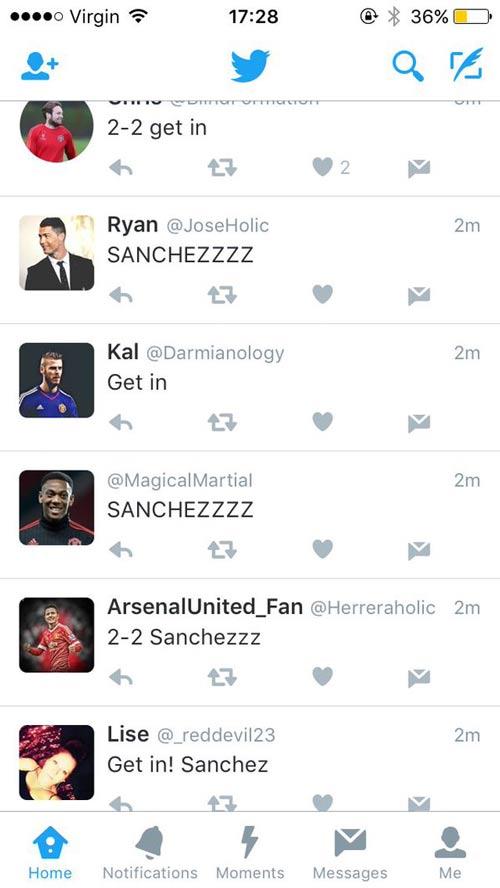 Van Gaal nên bị đuổi vì để fan MU phải cổ vũ Arsenal - 2