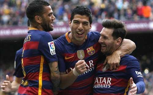 Tiêu điểm vòng 37 Liga: Bi kịch Atletico, Barca rộng cửa - 2