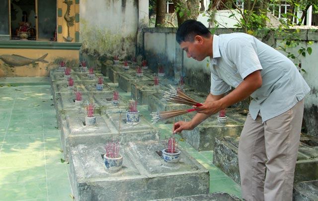 Độc đáo nghĩa trang thờ 100 con cá voi ở Nghệ An - 6