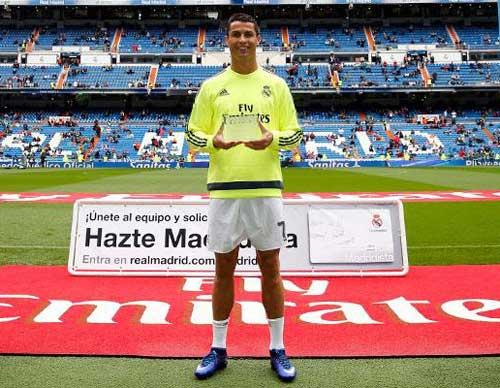 31 tuổi, Ronaldo vẫn khỏe nhất Real - 1