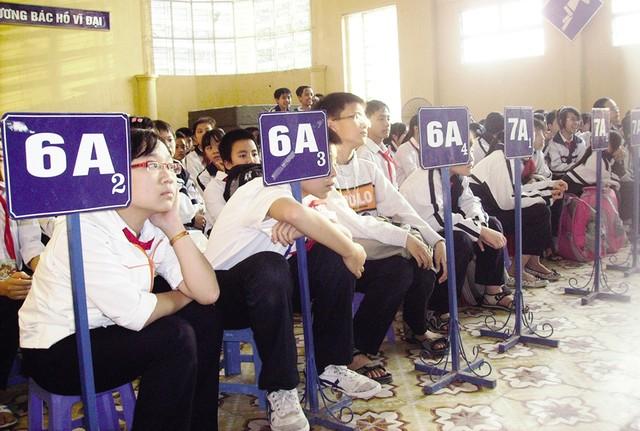 Tuyển sinh đầu cấp ở Hà Nội: Nhiều biện pháp hạn chế tiêu cực, sai phạm - 1