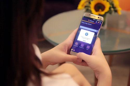 TPBank eBank - đăng nhập và thanh toán bằng vân tay trên Android - 2
