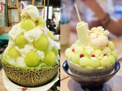 Những món ăn ngon thơm mát giải nhiềt mùa hè ở Hà Nội - 1