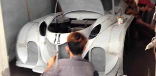 Xuất hiện xe 5 bánh tự chế quái dị ở Việt Nam - 6