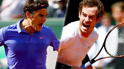 BXH tennis 9/5: Federer truất ngôi Murray - 1