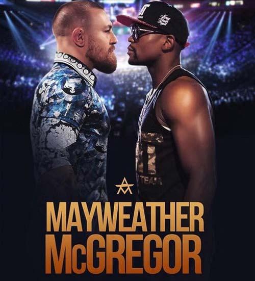 """Bị cản, trận Mayweather - """"Gã điên UFC"""" vẫn tiến - 1"""