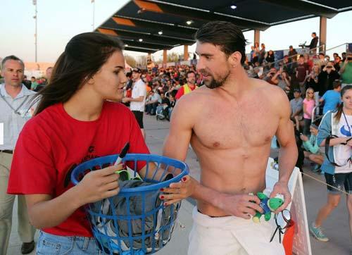 Tin thể thao HOT 9/5: Michael Phelps đón tin vui trước Olympic - 1