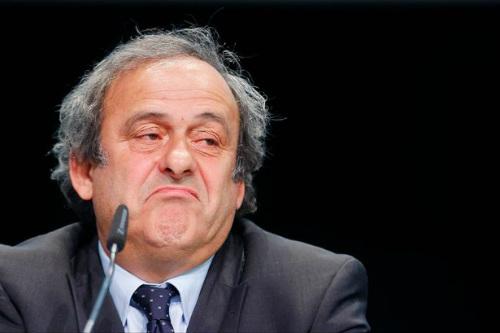 Tin HOT tối 9/5: Platini bị buộc từ chức chủ tịch UEFA - 1
